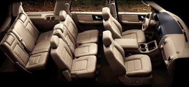 Pacifica Transportation - Ford Expedition
