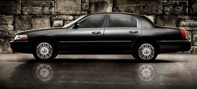 Pacifica Transportation - Lincoln Town Car